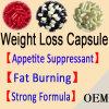 Soem-starke Formel-Appetitsuppressant-fette Brandwunde, die Kapsel-Gewicht-Verlust-Pille abnimmt