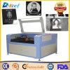 Máquina do mármore da gravura do laser do CO2 do gravador do CNC 1390 mini 130W
