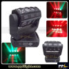 4X4 16PCS 15W LED 광속 이동하는 헤드 RGBW 이동하는 광속 LED 빛