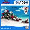 2016 caliente producto Robot serie juegos al aire libre Playsets para niños