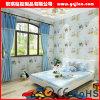 Papel pintado colorido/Wallcovering del diseño de la raya para la decoración casera