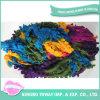 Filati fantasia di tessitura del cotone del poliestere delle lane di apparenza chiara -3