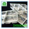 Stijve Film van pvc van 100% de Maagdelijke voor Voedsel Thermoforming en VacuümVerpakking