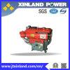 4-Stroke motor diesel refrescado aire horizontal Xt13 para la maquinaria