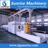 Bom desempenho da máquina plástica Turnkey da tubulação de água da máquina da tubulação do PVC do projeto