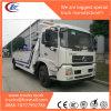 De Vrachtwagen van Wrecker van de weg voor 10 de Tonen Geïntegreerdev Vrachtwagen van het Slepen