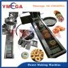 Goede Kwaliteit van Machine van de Doughnut van het Roestvrij staal van China de Mini