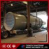 Tamburo essiccatore rotativo della biomassa