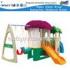 Matériel extérieur de cour de jeu d'amusement d'école primaire (HF-20406)
