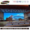 Hohe Definition farbenreiche Innen-Bildschirmanzeige-Video-Wand LED-P4