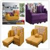 Base di sofà piegata stile libero