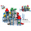 أطفال ملعب كبيرة خارجيّة بلاستيكيّة منزلق تجهيز لولب أنبوب منزلق لأنّ عمليّة بيع