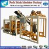 十分のQt4-25 Fuda Machinery著自動具体的な固体煉瓦機械