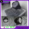 Mudar a luz da PARIDADE do diodo emissor de luz do DJ do estágio da cor 54X3w DMX