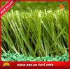 Футбола моноволокна высокого качества трава дешевого искусственная
