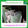 Sac fait sur commande de papier d'emballage de sac d'emballage de cadeau de sac à provisions