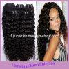 I capelli brasiliani poco costosi del Virgin tessono i capelli ricci profondi del Virgin (003)