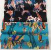 Напечатанная ткань Twill полиэфира толщиная для одежд и домашних тканиь