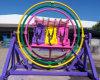 Sale를 위한 인간적인 Gyroscope Ride