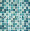 Mattonelle di mosaico di vetro per materiale da costruzione decorativo (MC591)