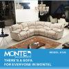 2014現代革リクライニングチェアのソファー、ホーム家具のソファーセット