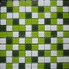 Mosaico de la piscina del mosaico del vidrio cristalino (HSP307)