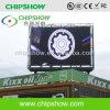 Chipshow P16 a todo color al aire libre que hace publicidad de la cartelera del LED