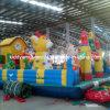 Inflatable classique Castle pour Amusement Park