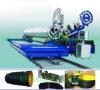 HDPE/PP erstellte gewundenen Wicklung-Rohr-Produktionszweig ein Profil