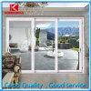 Puerta deslizante exterior del vidrio Aluminium/Aluminum del patio de la doble vidriera (KDSS005)