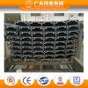 Profil en aluminium de anodisation d'usine d'extrusion du principal 10 de la Chine