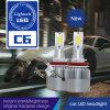 Indicatore luminoso automatico del fascio del faro Kit/Hi/Lo del motociclo LED 9007