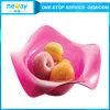 Piatto di plastica della frutta di nuovo disegno di Neway