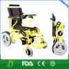 Elderlyのための贅沢なSmart Folding Power Wheelchair Scooter