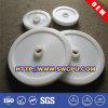 O plástico de alta elasticidade colore a polia dura da corda (SWCPU-P-PW011)