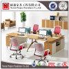 Poste de travail ouvert de bureau de bureau de meubles d'Offic de compartiment moderne de partition (NS-PT041)