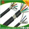 Geïsoleerde pvc van Kvvp2-22 450/750V/Kabels van de Controle van de Band van het Staal van het Koper van de Schede de Band Beschermde