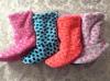 10개의 색깔 여자의 겨울 단화 (RY-SL1689)