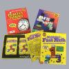 Caixas de presente creativas do cartão da brincadeira educacionais & jogos de cartão do divertimento