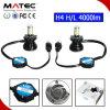 6000k H/L H4 H13 9004 9007 H4 diodo emissor de luz Headlight 80W