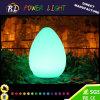 Partei-Glühen 16 Farben, die Ei-Tisch-Lampe der LED-Dekoration-LED ändern