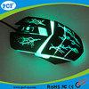 Мышь разыгрыша лазера USB 6D оптически связанная проволокой, эргономический мышь разыгрыша конструкции компьютер связанная проволокой