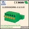 Вставляемый разъем терминальных блоков Ll2edkdrm-3.5/3.81