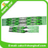 Zoll gesponnener Wristband/GewebeWristband/Embroidered Wristband