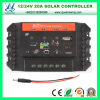 지능적인 Auto 12/24V 20A Charge Controller Solar Regulator (QWP-SC2024U)