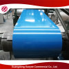 Enroulement en acier galvanisé enduit d'une première couche de peinture de la tôle d'acier JIS 3302 PPGL