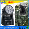 7PCS*10W 4in1 Mini LED Moving Head Lights