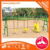 Спортивная площадка смешного заднего двора напольная отбрасывает для малышей
