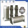 Manguito flexible del borde del acero inoxidable del metal acanalado trenzado Heat-Resisting del tubo