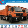 340HP 10 Wheels Front Tipping Beiben Dumper Truck